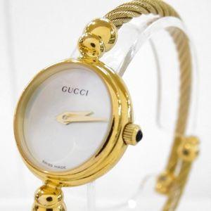Authentic GUCCI Vintage Robe Bracelet Watch